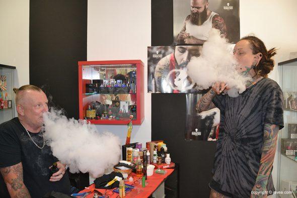 Vapeo per deixar de fumar a Xàbia vaps