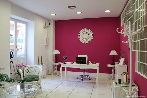 Imagen: Zona interior Centro Ilios