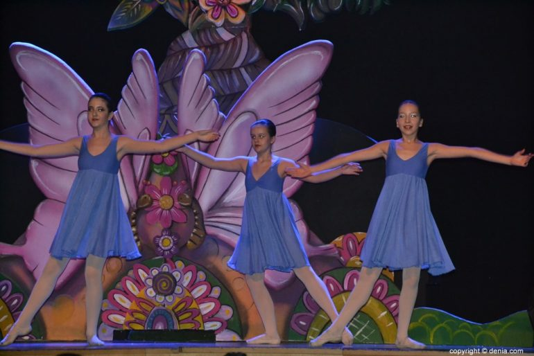 Presentación Infantil Baix la Mar 2019 - Ballet de Mº Ángeles Signes