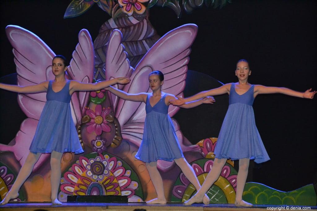 Presentación Infantil Baix la Mar 2019 – Ballet de Mº Ángeles Signes