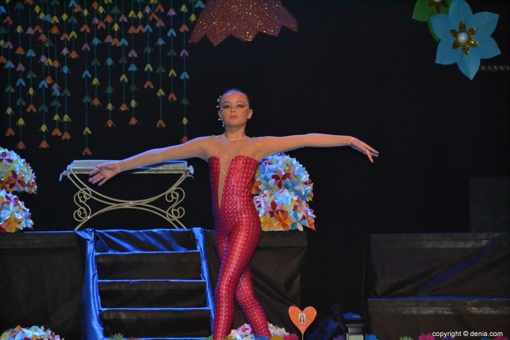 Presentació infantil Falla Centre 2019 - Alejandra Rodríguez