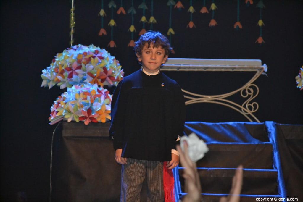 Presentació infantil Falla Centre 2019 - President infantil
