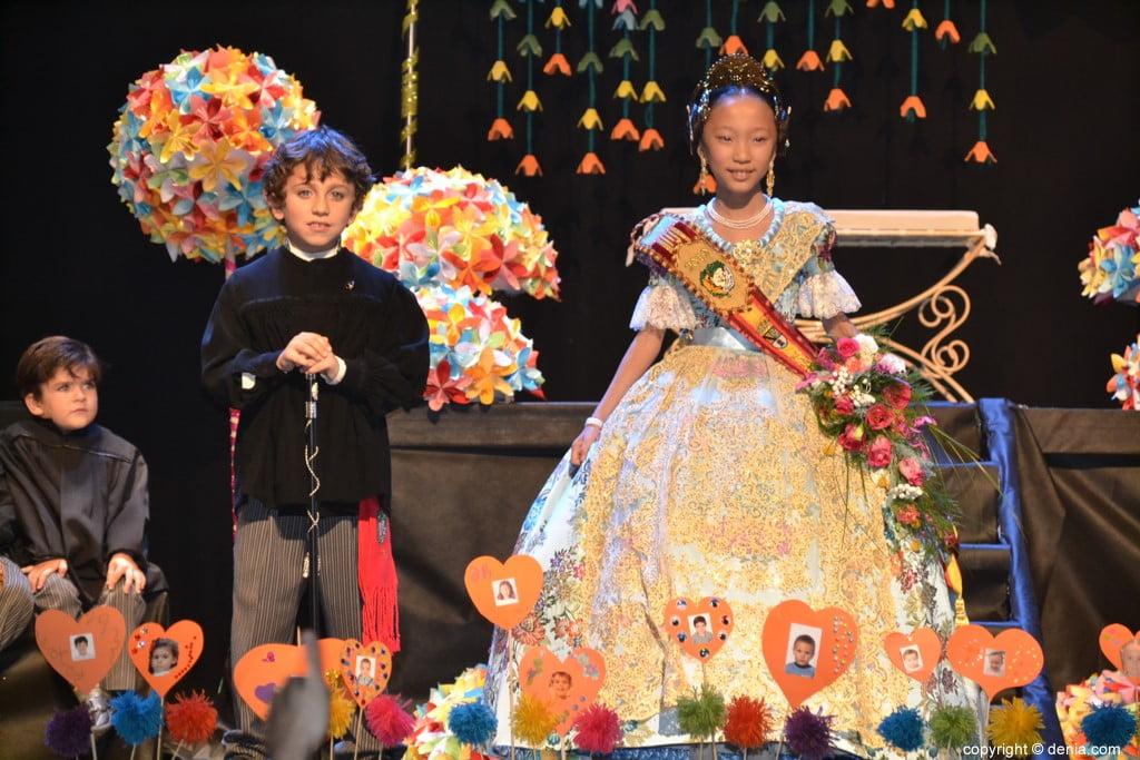 Presentació infantil Falla Centre 2019 - Maria i Carlos