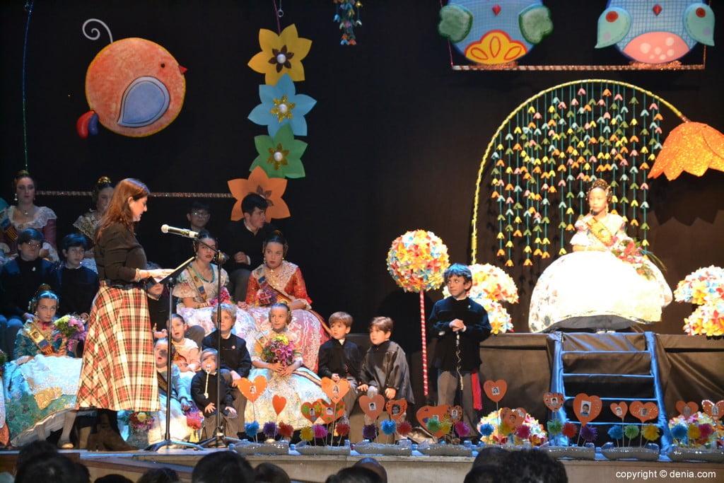 Presentació infantil Falla Centre 2019 - Exaltació