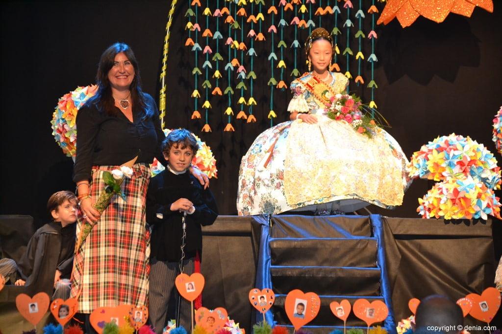 Presentació infantil Falla Centre 2019 - Maria Mut