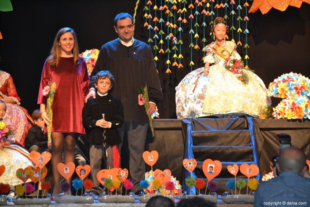Presentació infantil Falla Centre 2019 - Associació i Fundació Falla Centro