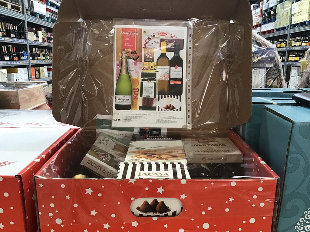 Caja de Navidad Puga Cash & Carry