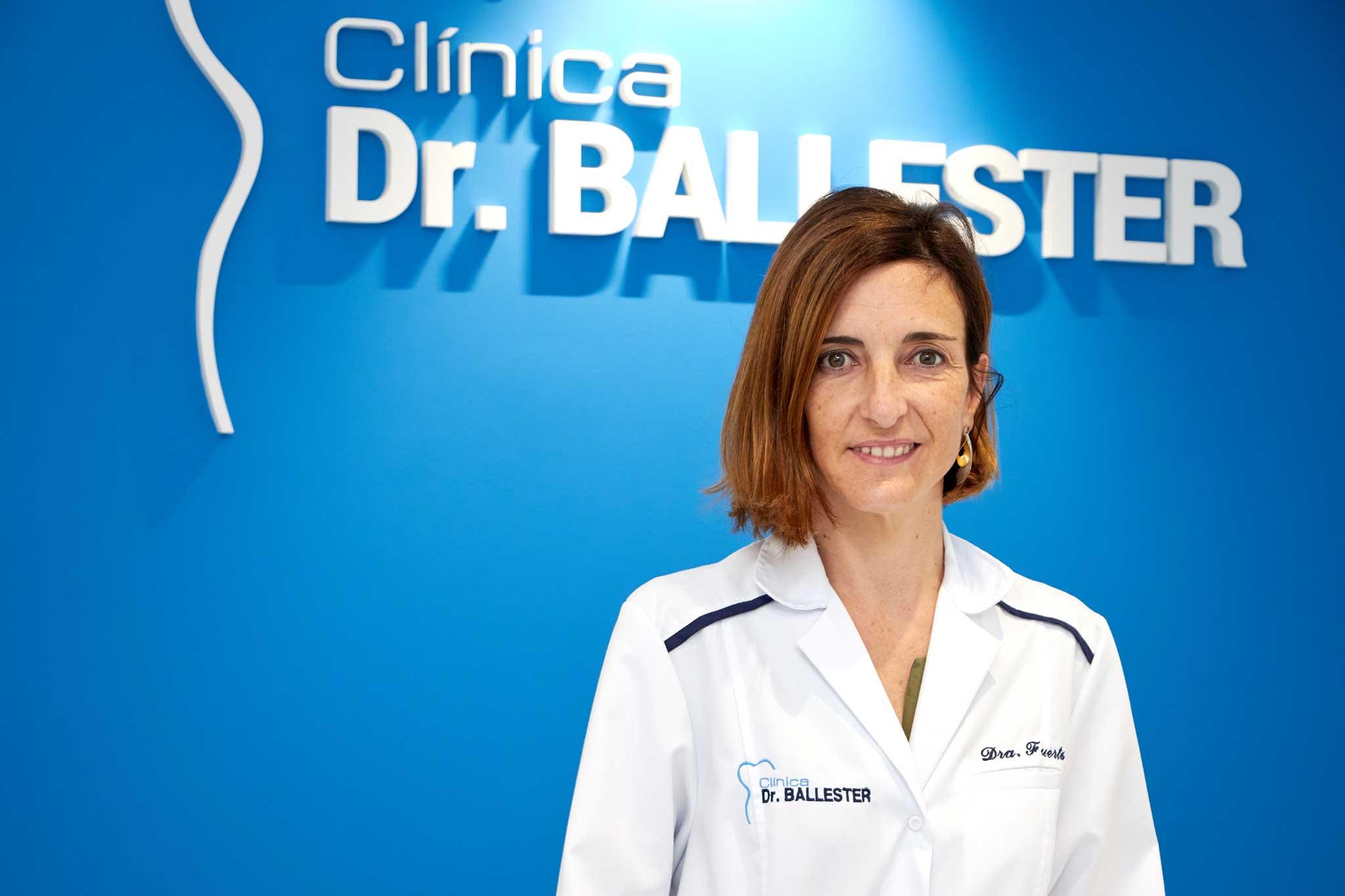 Doctora Ariana Fuertes