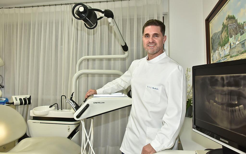 Interior Clínica Dr.Ballester