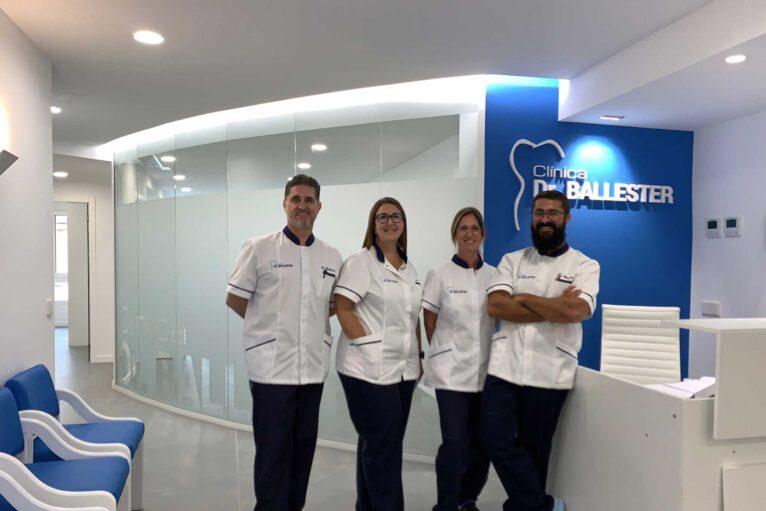 La mejor clínica dental Dénia -Dr.Ballester