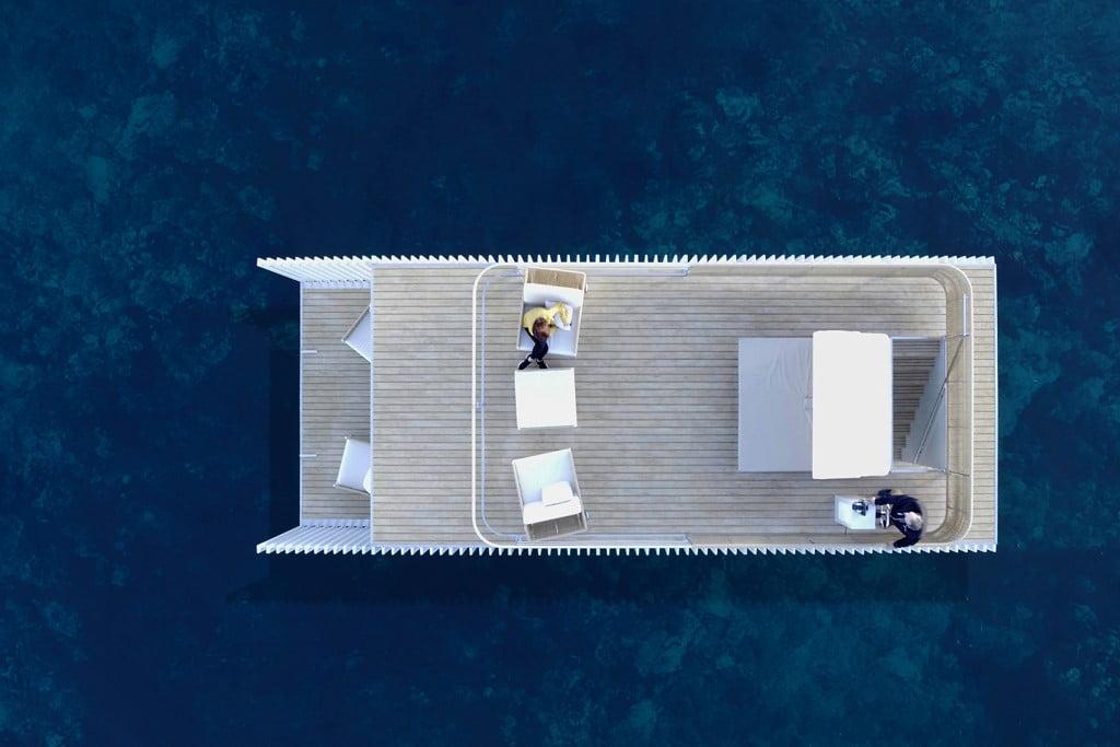Punta de Mar desde arriba