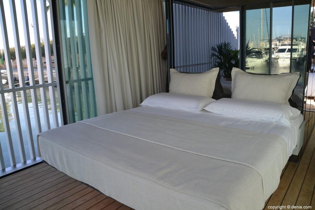 Punta de mar – dormitorio