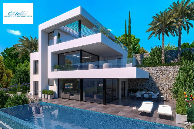 Villa con piscina privada en Stella Inmo Consulting