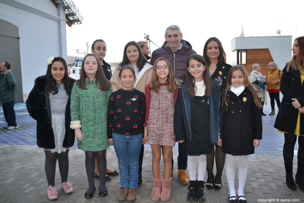 Cavalcade Reyes Magos Dénia 2019 - Falleras mayores de Dénia