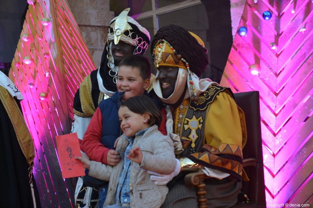 12 Visita dels Carters Reials a Dénia 2019 - Nens i nenes