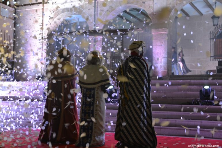 Three Kings Dénia 2019 Cavalcade - Spectacle musical Piro