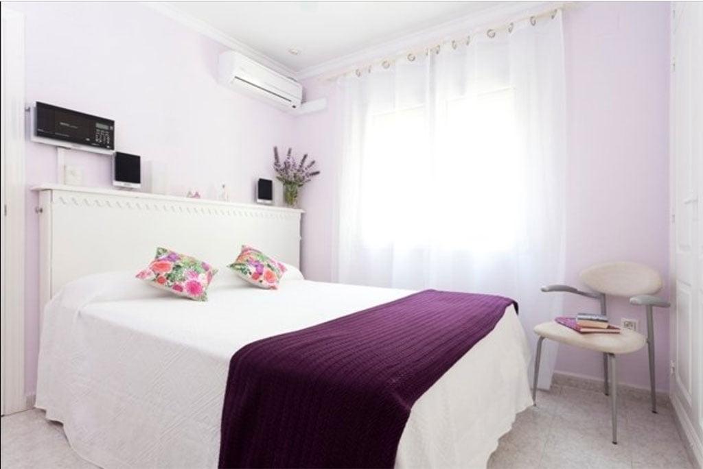 Acogedor dormitorio vacation villas