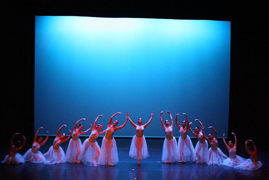 Ballet Clàssic en Escola de Dansa Patricia Vaig sentir