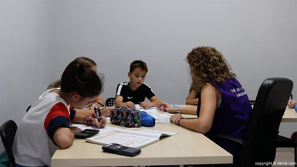 Classes i alumnat De Pe a Pa Classes Particulars