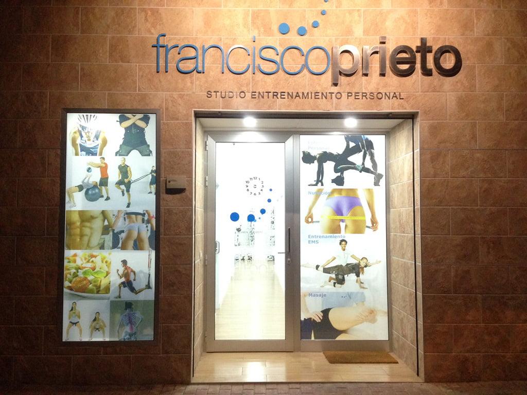 Entrada Francisco Prieto Studio