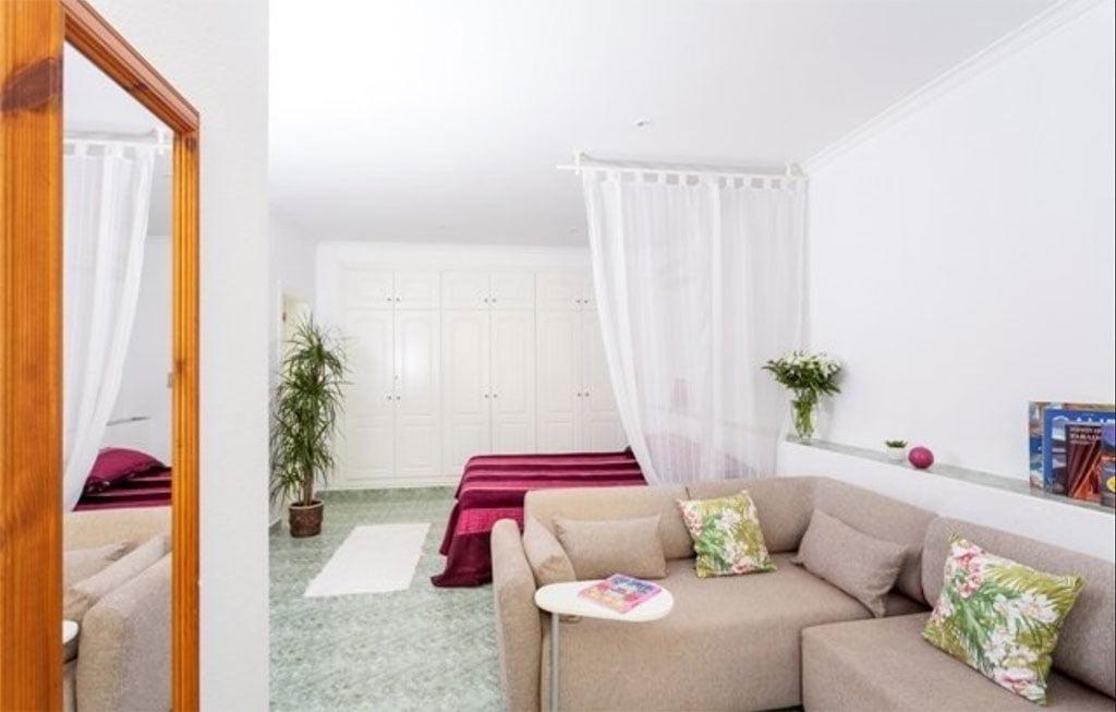 Espacioso dormitorio Vacation Villas