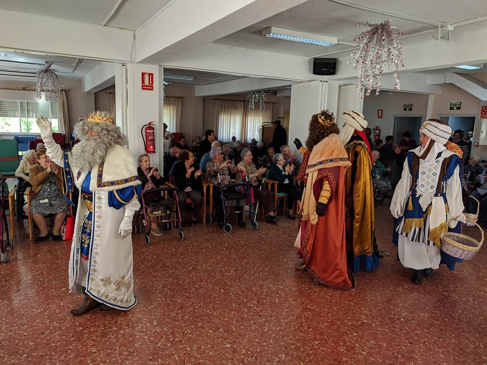 The Magi in the Santa Lucia Residence
