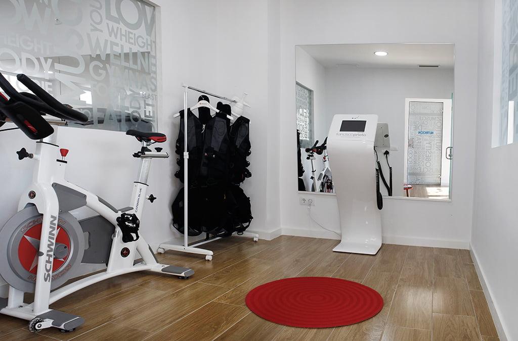 Sala EMS Francisco Prieto Studio