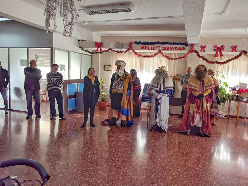 Visit of the Magi to the Santa Lucia Residence