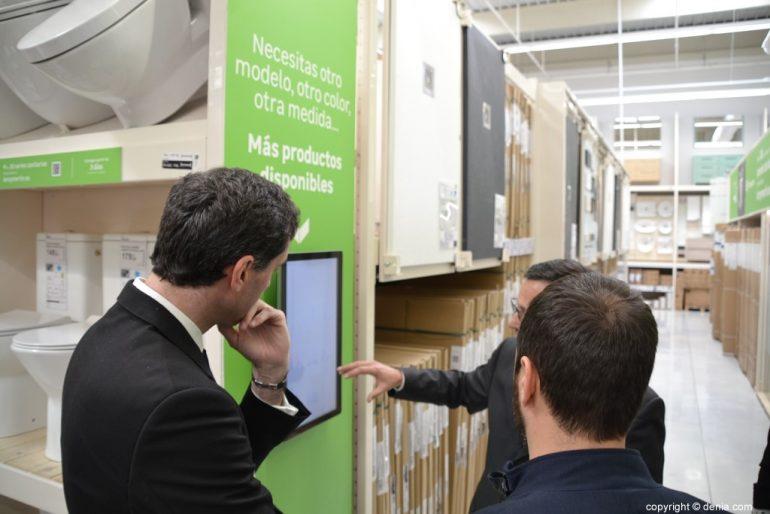 Leroy Merlín Compact Ondara - catálogo on line
