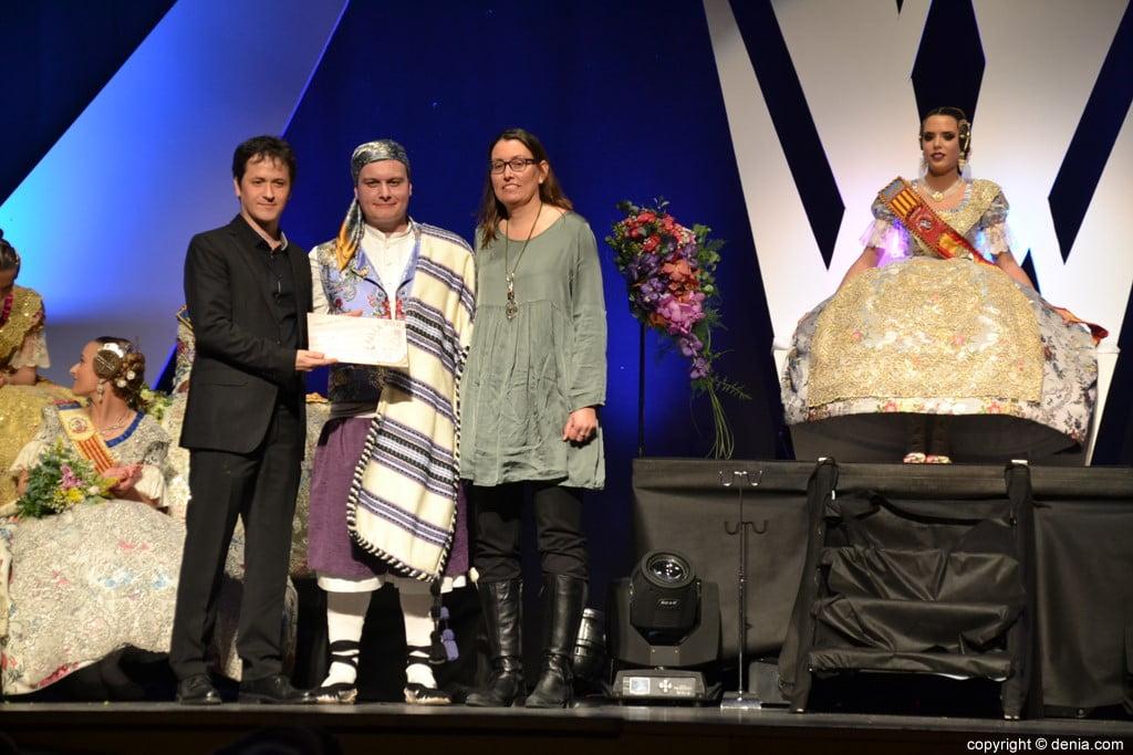 42 Presentación Port Rotes 2019 – Agradecimiento a la Banda de Dénia