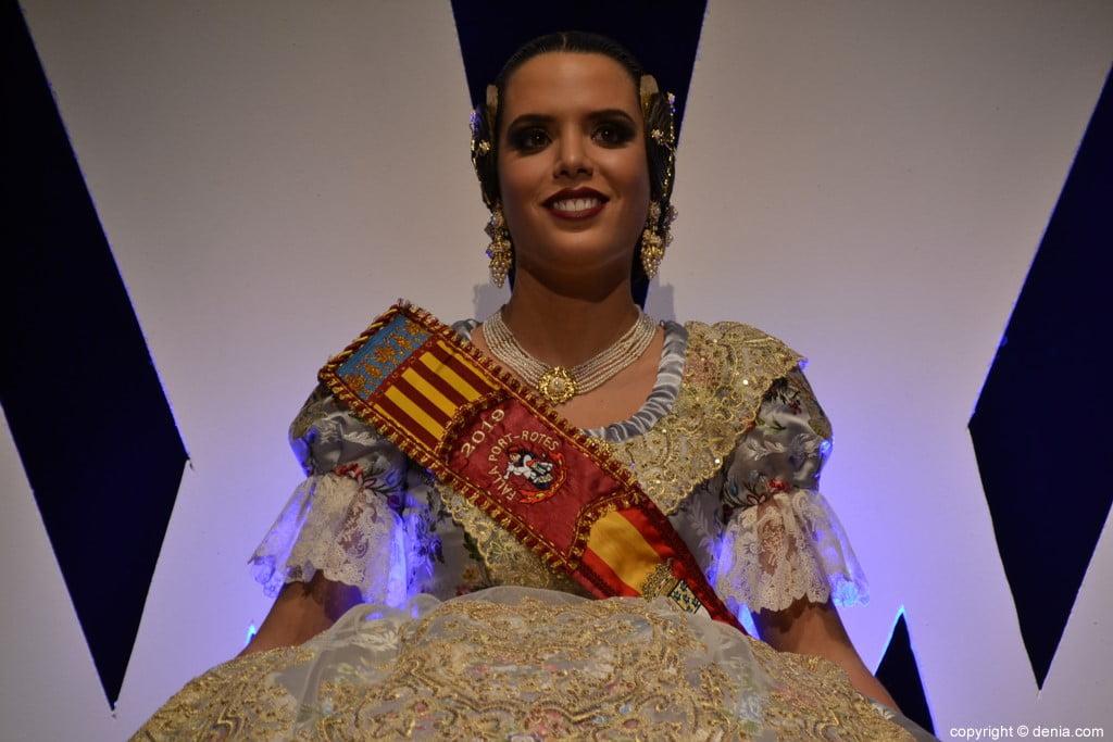 Presentación Port Rotes 2019 – María Carrió