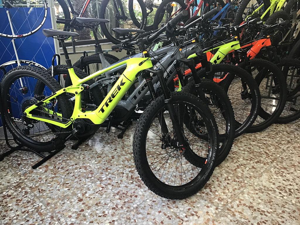 Bicicleta elèctrica de muntanya Cicles Extrem