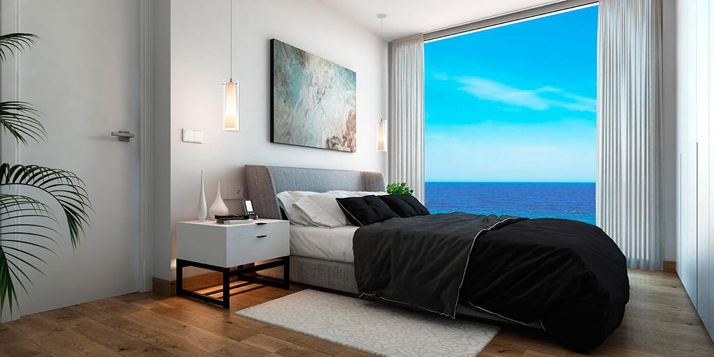 Chambre avec vue sur la mer Las Olas