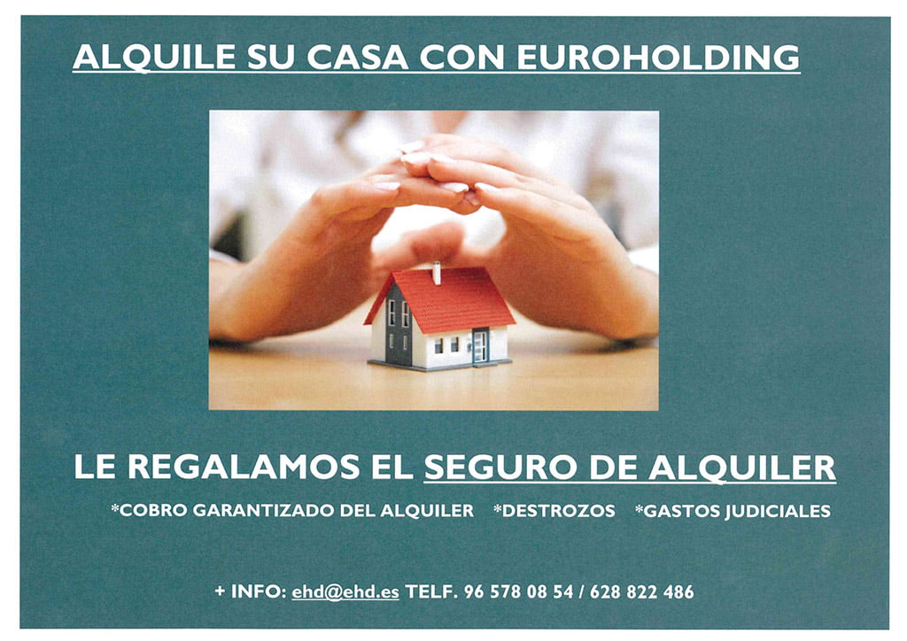 Euroholding insurance rental