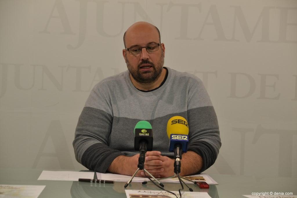 Josep Crespo presenta una nueva edición de Descobrir el Paisatge