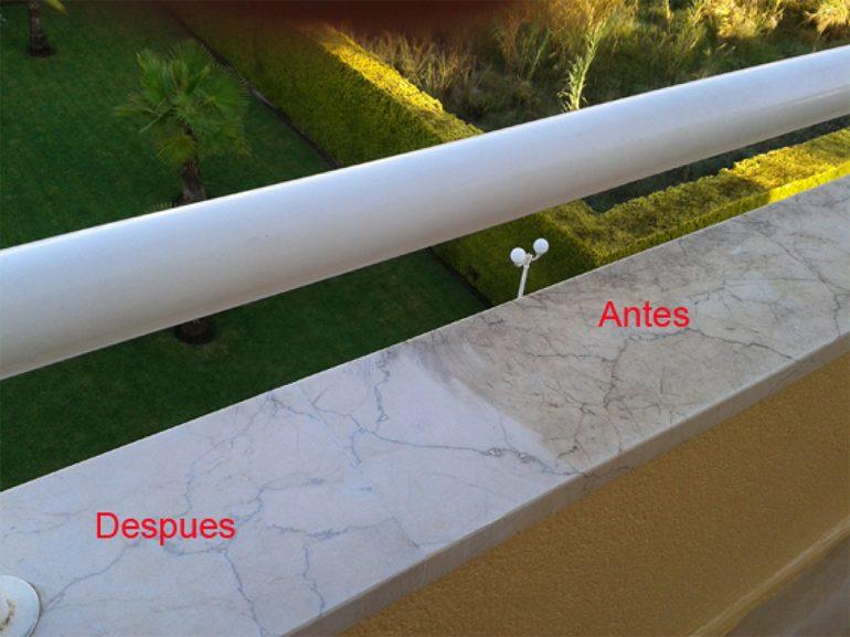 Reparación exterior Pulidos Brillonet
