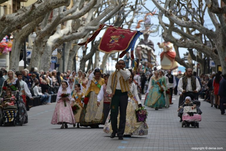 00 Offering of flowers fallas Dénia 2019 - Falla Camp Roig