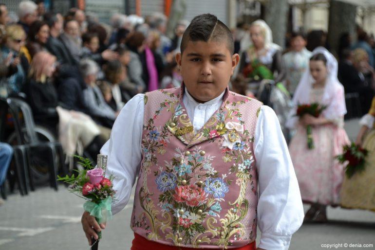 01 Offrande de fleurs fallas Dénia 2019 - Falla Camp Roig