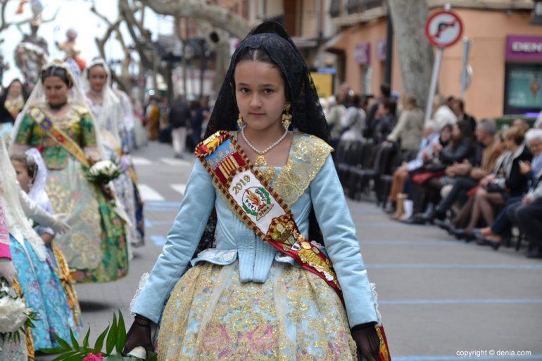 02 offrant Fallas Dénia 2019 - Falla Les Roques