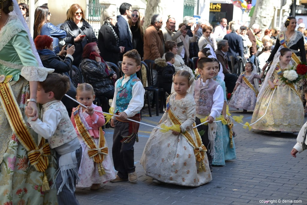 02 2019 Offering Fallas Denia - Falla Oeste