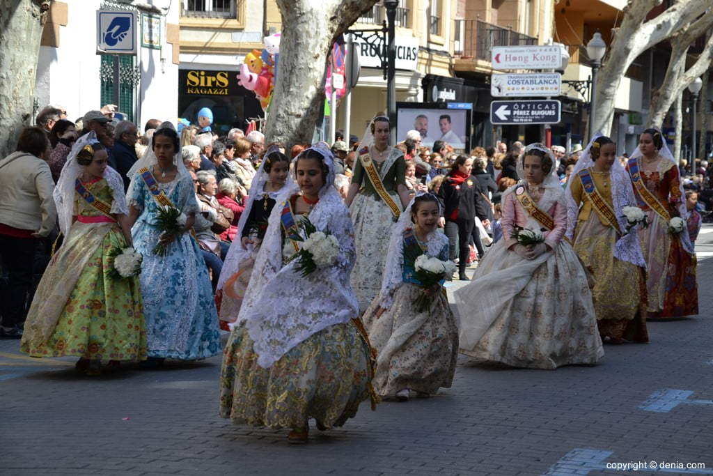 02 Fallas Dénia Offering 2019 - Paris Pedrera Falla