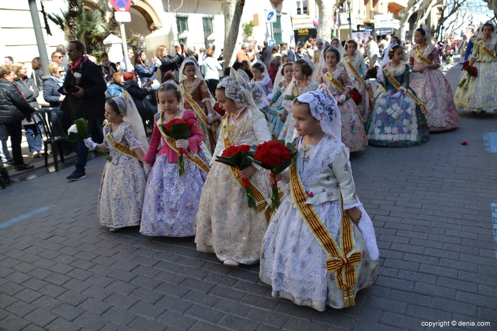 03 Fallas Dénia Offering 2019 - Baix la Mar Falla