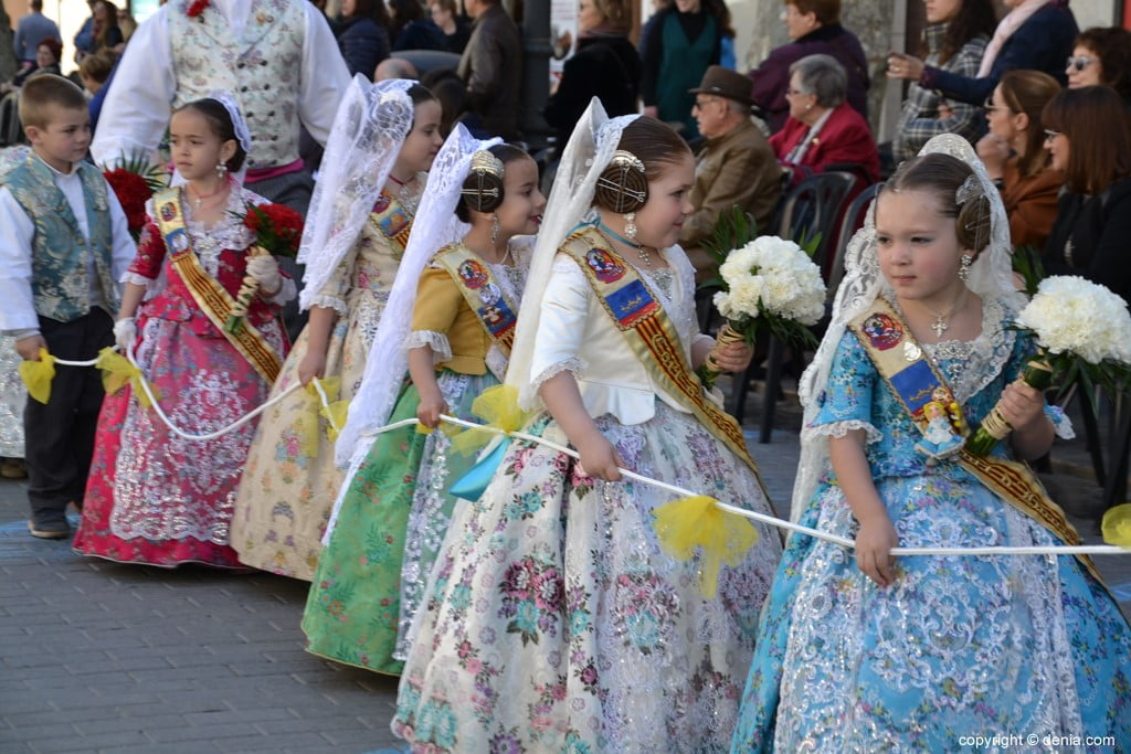 03 2019 Offering Fallas Denia - Falla Oeste