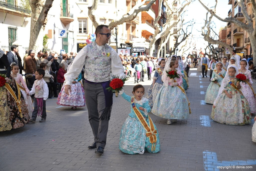 04 2019 Offering Fallas Denia - Falla Oeste