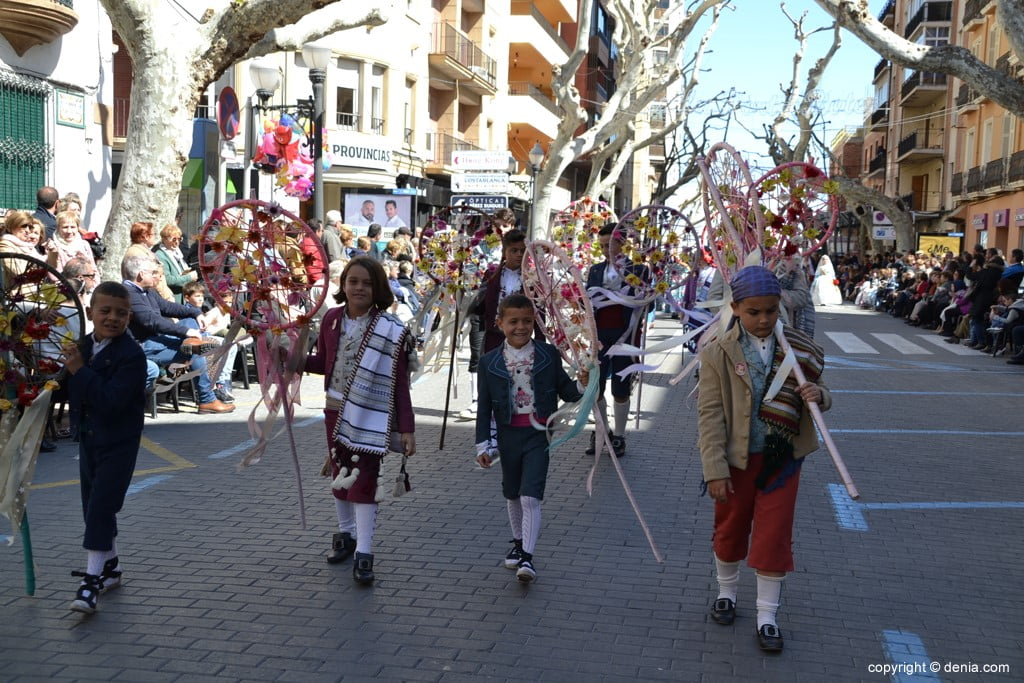 05 Fallas Dénia Offering 2019 - Baix la Mar Falla