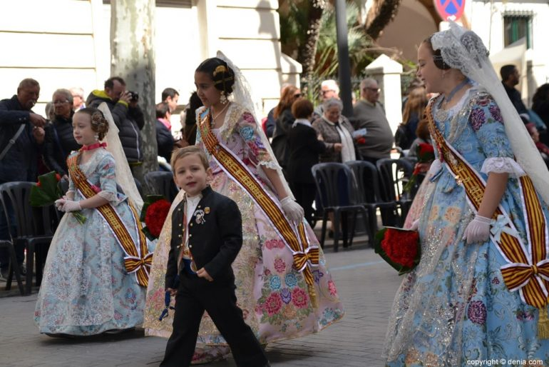 05 Offering Fallas Dénia 2019 - Diana Failure