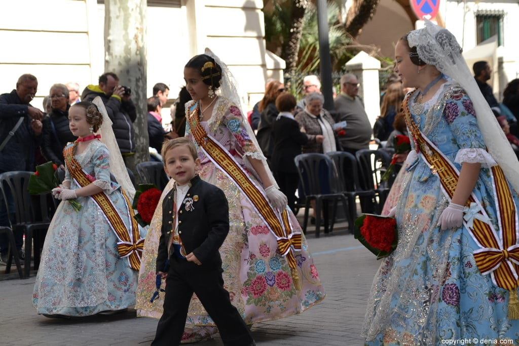 05 2019 Offering Fallas Denia - Falla Diana