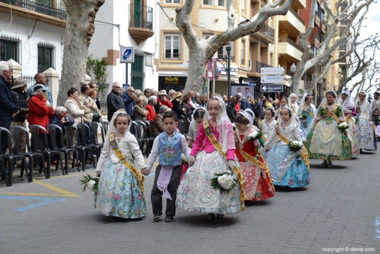 05 Offering Fallas Dénia 2019 - Falla Les Roques