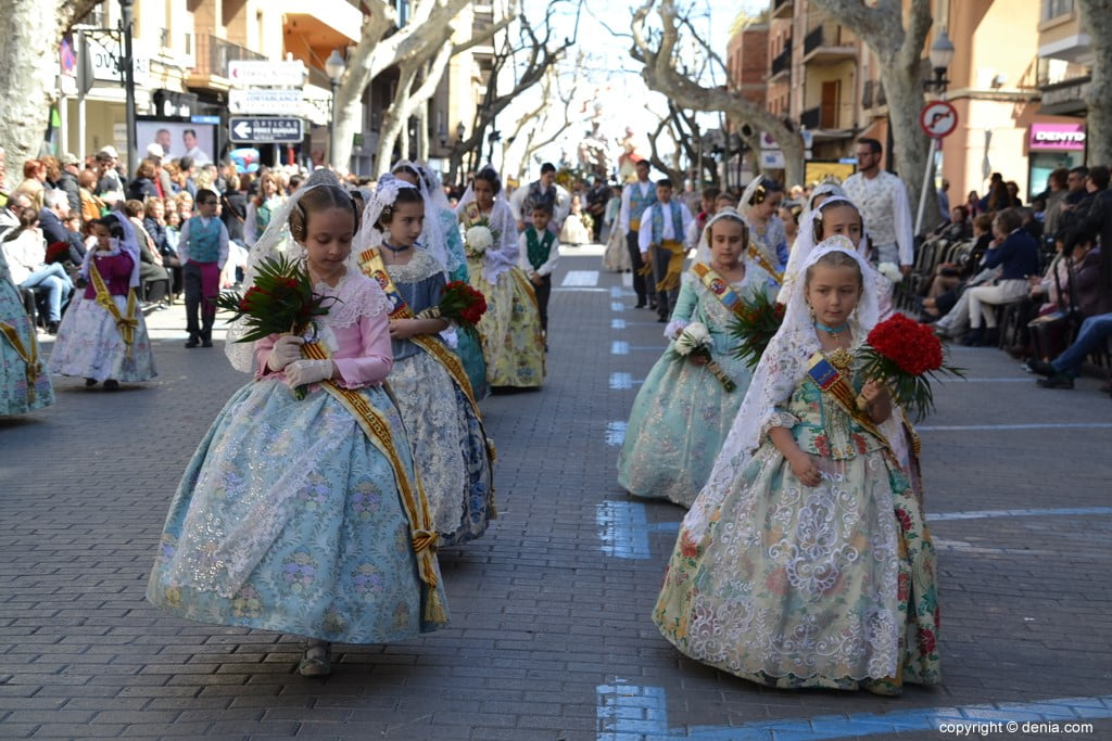 05 2019 Offering Fallas Denia - Falla Oeste