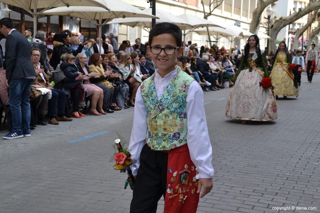 05 2019 Offering Dénia Fallas - Falla Saladar